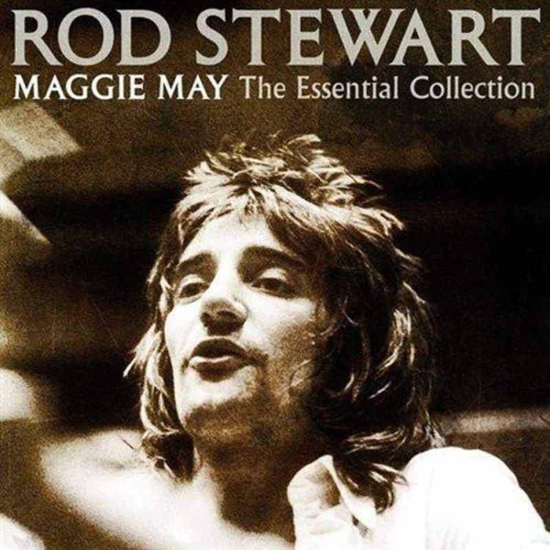 Rod Stewart - Maggie May - The Essential Collection - CD