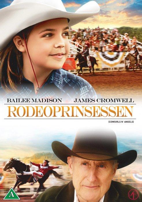 Billede af Rodeoprinsessen / Cowgirls And Angels - DVD - Film