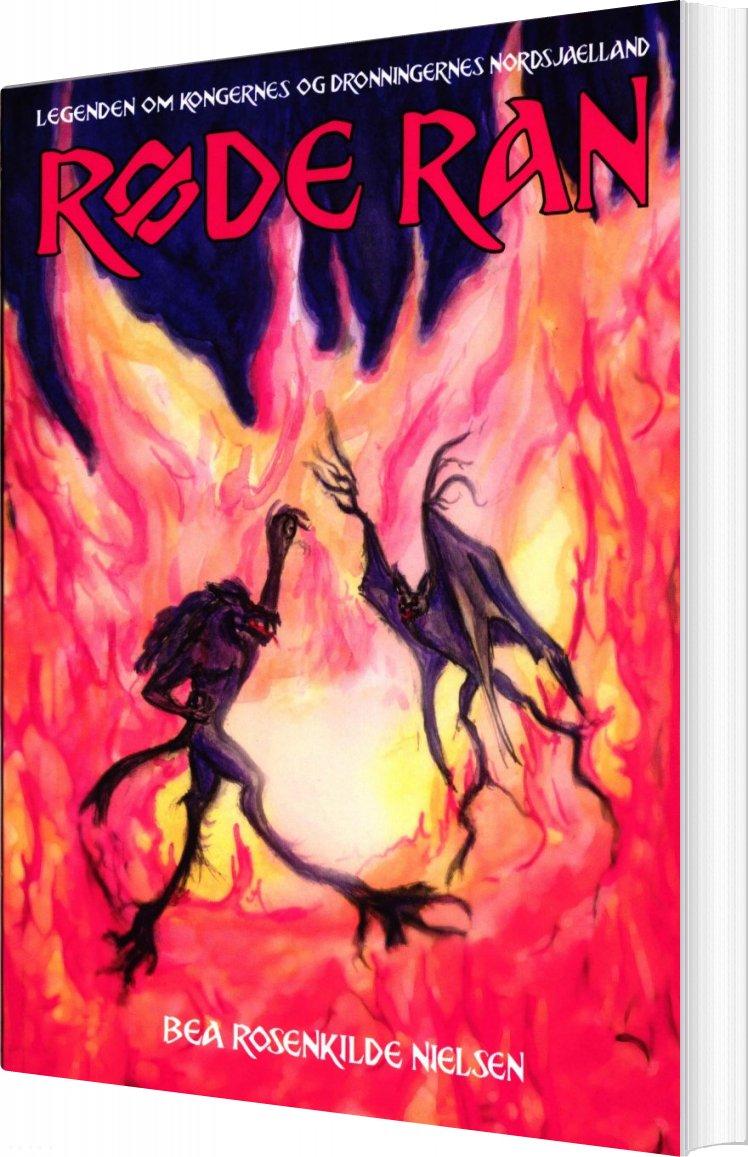 Røde Ran - Bea Rosenkilde Nielsen - Bog