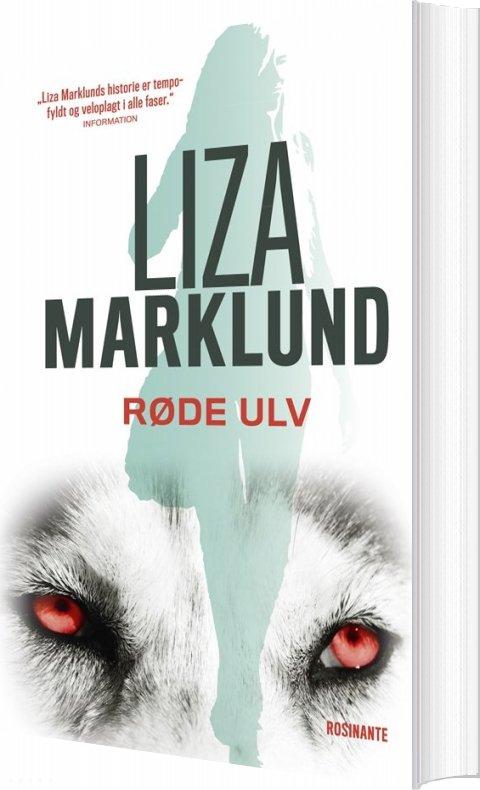 Røde Ulv - Liza Marklund - Bog