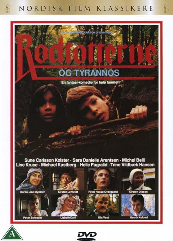 Billede af Rødtotterne Og Tyrannos - DVD - Film