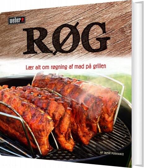 Røg (grillbog Fra Weber) - Weber Nordic - Bog