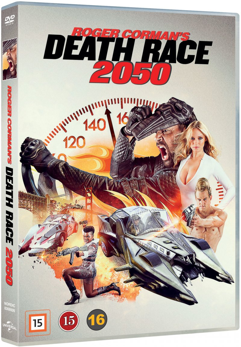Image of   Death Race 2050 - DVD - Film