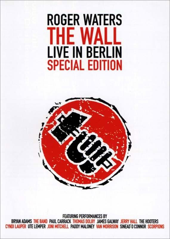 Billede af Roger Waters - The Wall Live In Berlin - DVD - Film