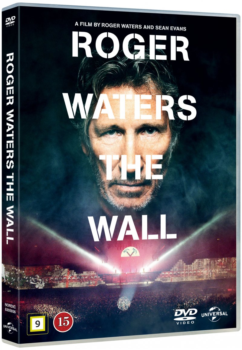 Roger Waters: The Wall - Live - DVD - Film