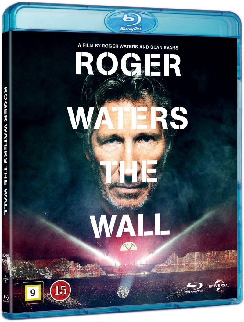 Billede af Roger Waters: The Wall - Live - Blu-Ray