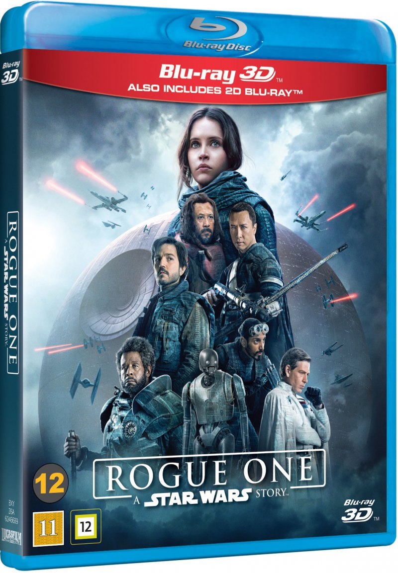 Image of   Rogue One - A Star Wars Story - 3D Blu-Ray