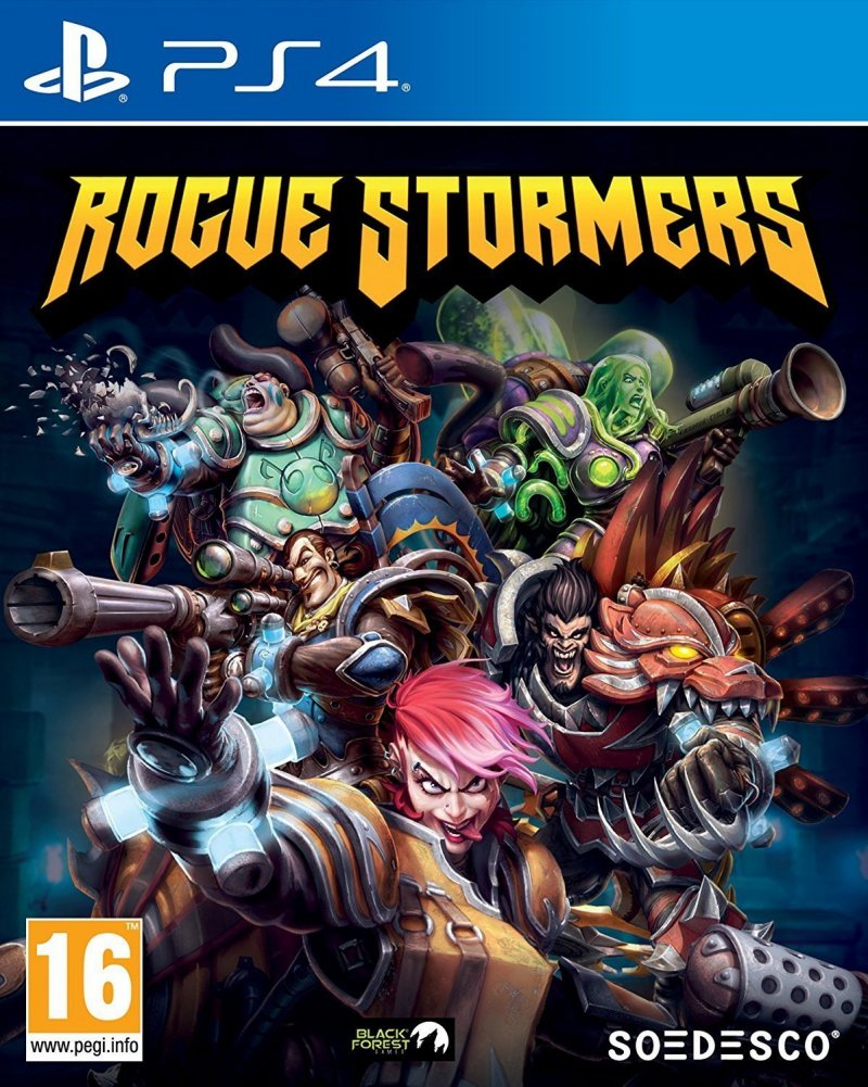 Image of   Rogue Stormers - PS4