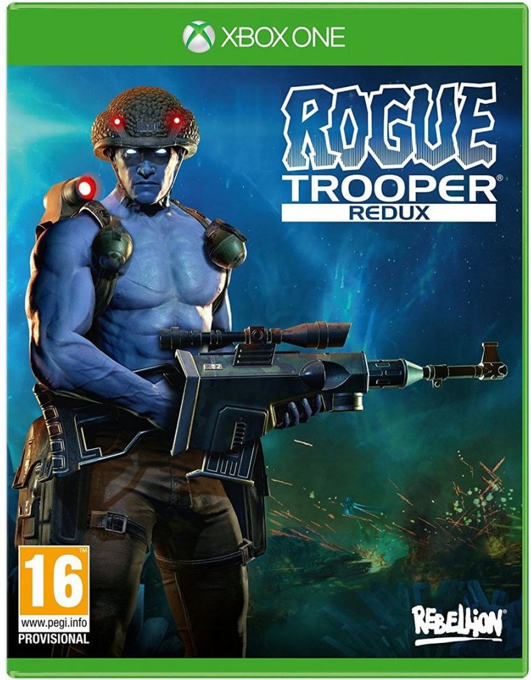 Image of   Rogue Trooper Redux - Xbox One