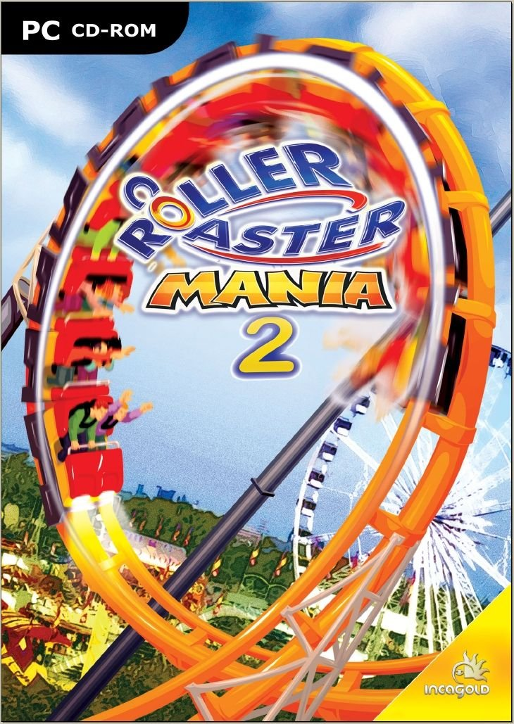 Image of   Roller Coaster Mania 2 - PC
