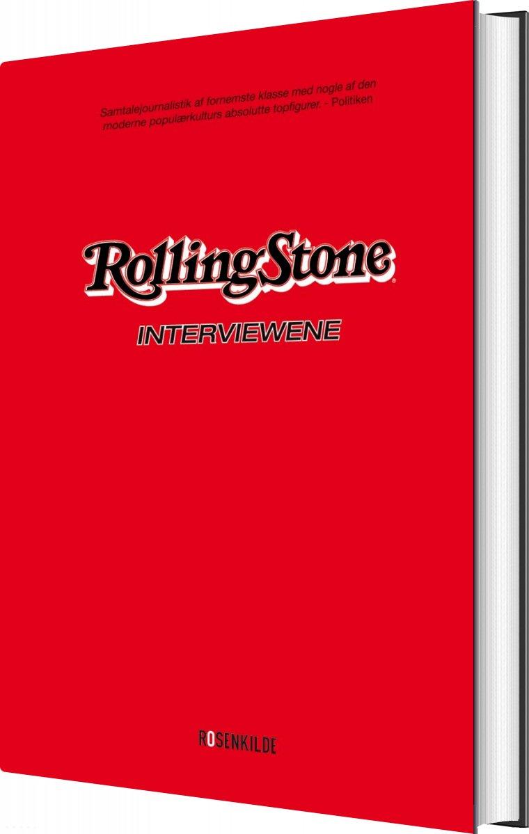 Rolling Stone Interviewene - Lisbeth Valentin Madsen - Bog