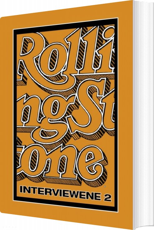 Rolling Stone Interviewene - Jann S. Wenner - Bog