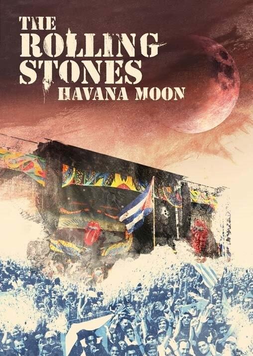 Billede af The Rolling Stones: Havana Moon (dvd + 2cd) - DVD - Film