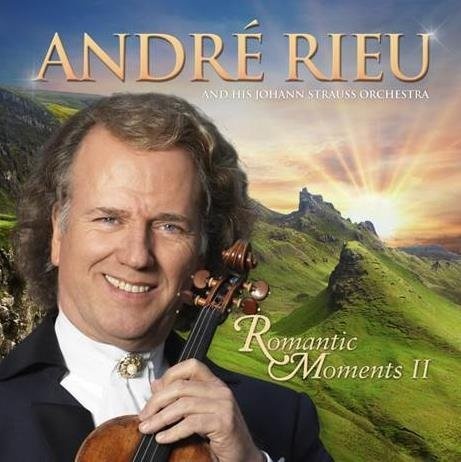 Image of   Andre Rieu - Romantic Moments Ii - CD