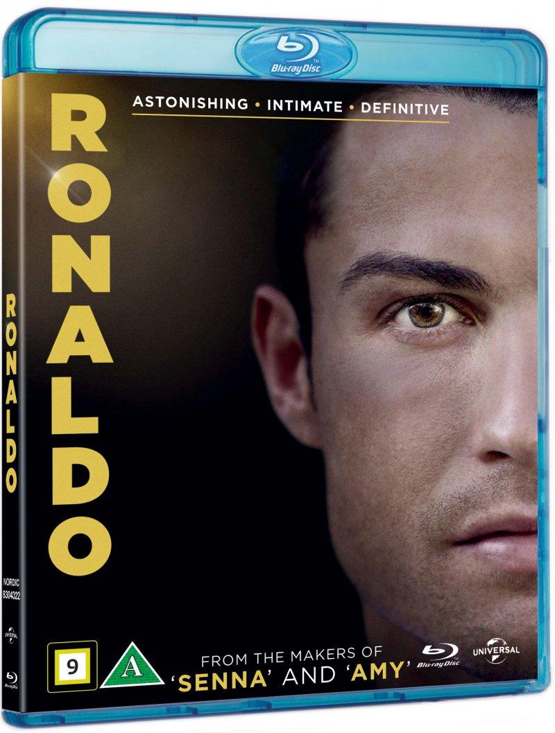 Image of   Ronaldo - Blu-Ray