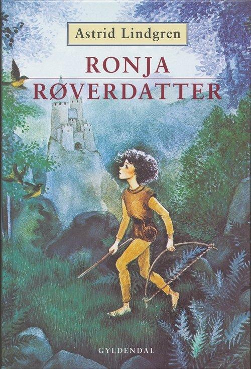 Image of   Ronja Røverdatter - Astrid Lindgren - Cd Lydbog