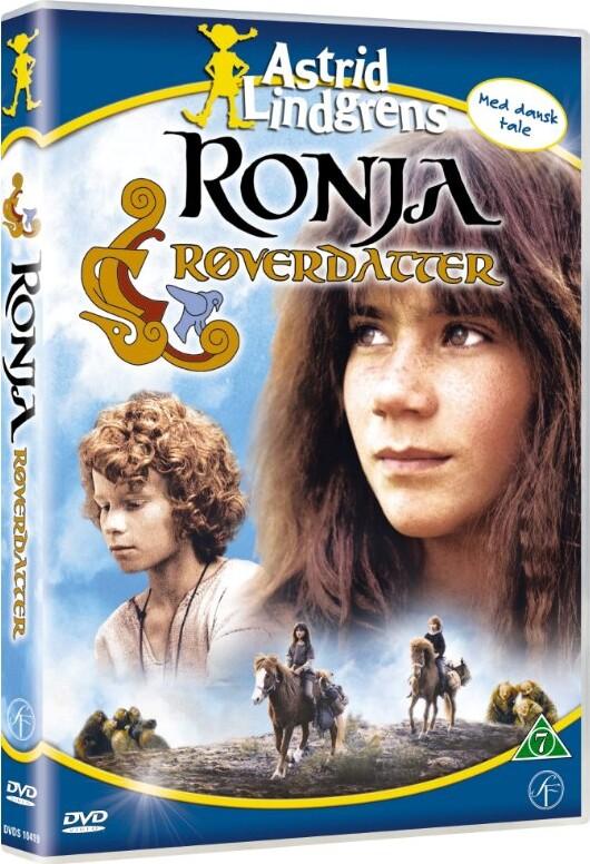 Billede af Ronja Røverdatter - DVD - Film