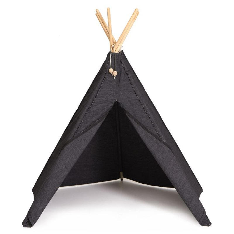Roommate Tipi / Legetelt - Antracit