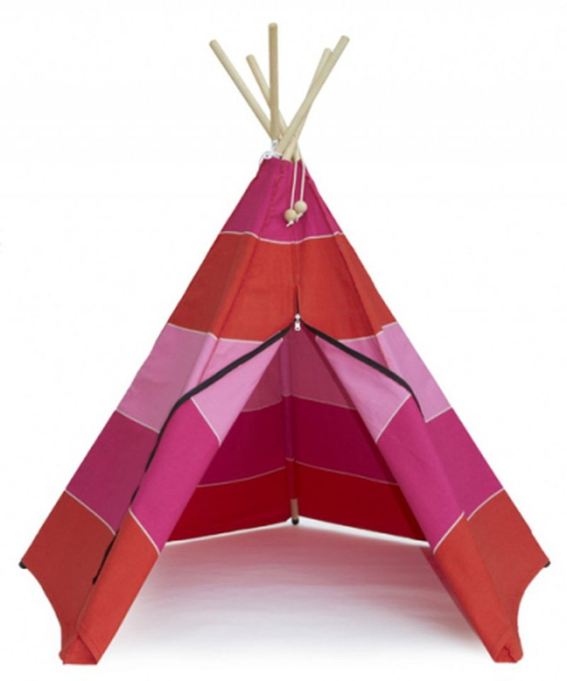 Roommate - Play Tent Hippie Tipi - Red (12800)