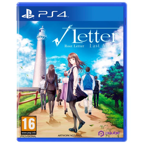 Image of   Root Letter Last Answer - Day One Edition - PS4