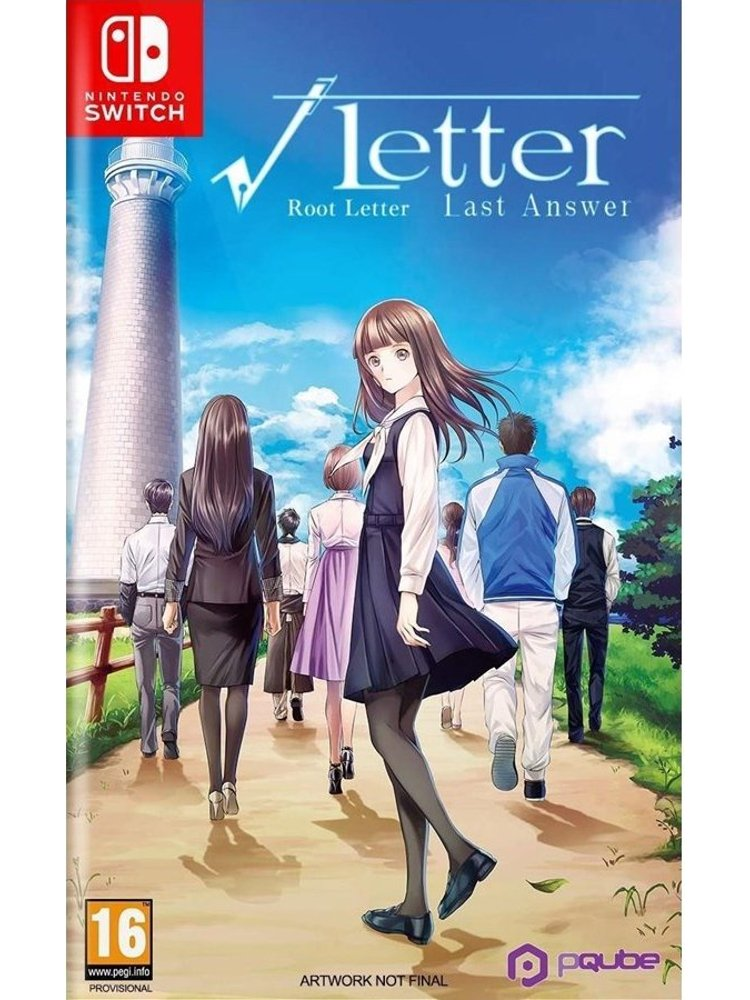 Image of   Root Letter Last Answer - Day One Edition - Nintendo Switch