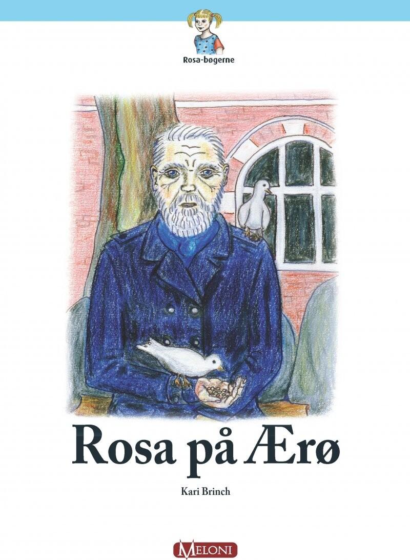 Rosa På ærø - Kari Brinch - Bog