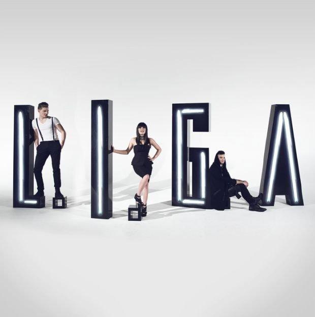 L.i.g.a - L.i.g.a. - CD