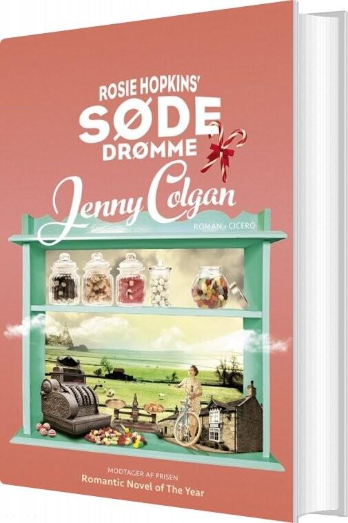 Rosie Hopkins Søde Drømme - Jenny Colgan - Bog