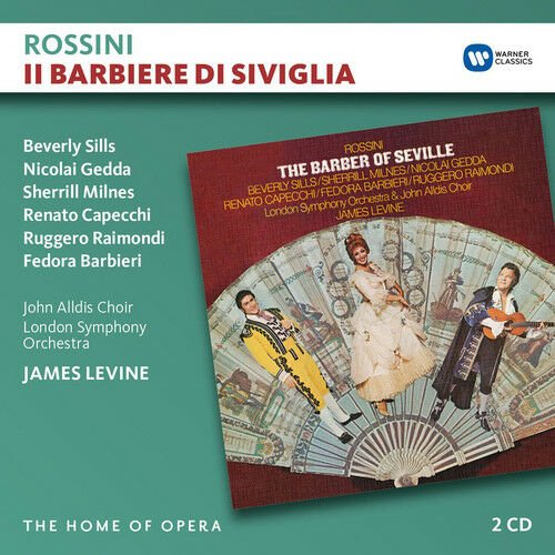 Image of   James Levine - Rossini: Il Barbiere Di Sivigl - CD