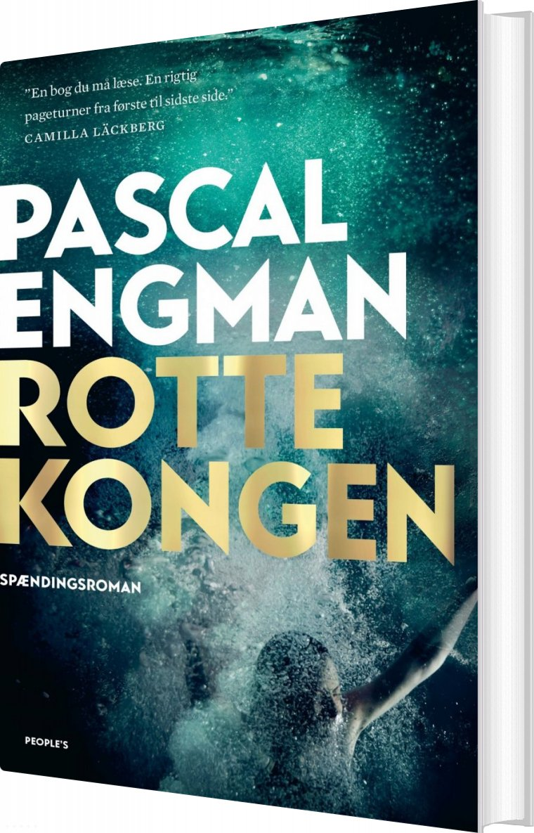 Rottekongen - Pascal Engman - Bog