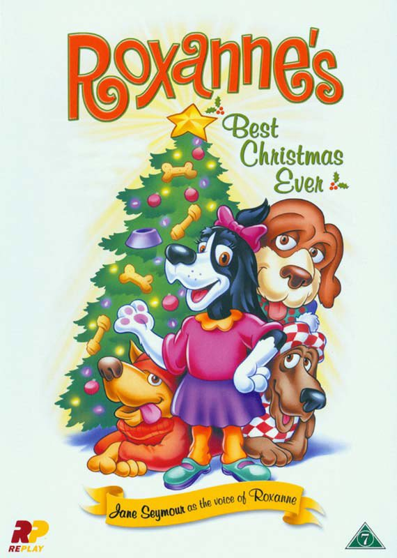 Image of   Roxannes Best Christmas Ever - DVD - Film