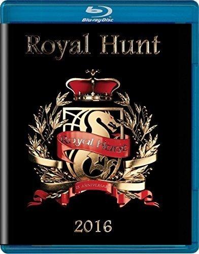 Image of   Royal Hunt 2016 - Blu-Ray