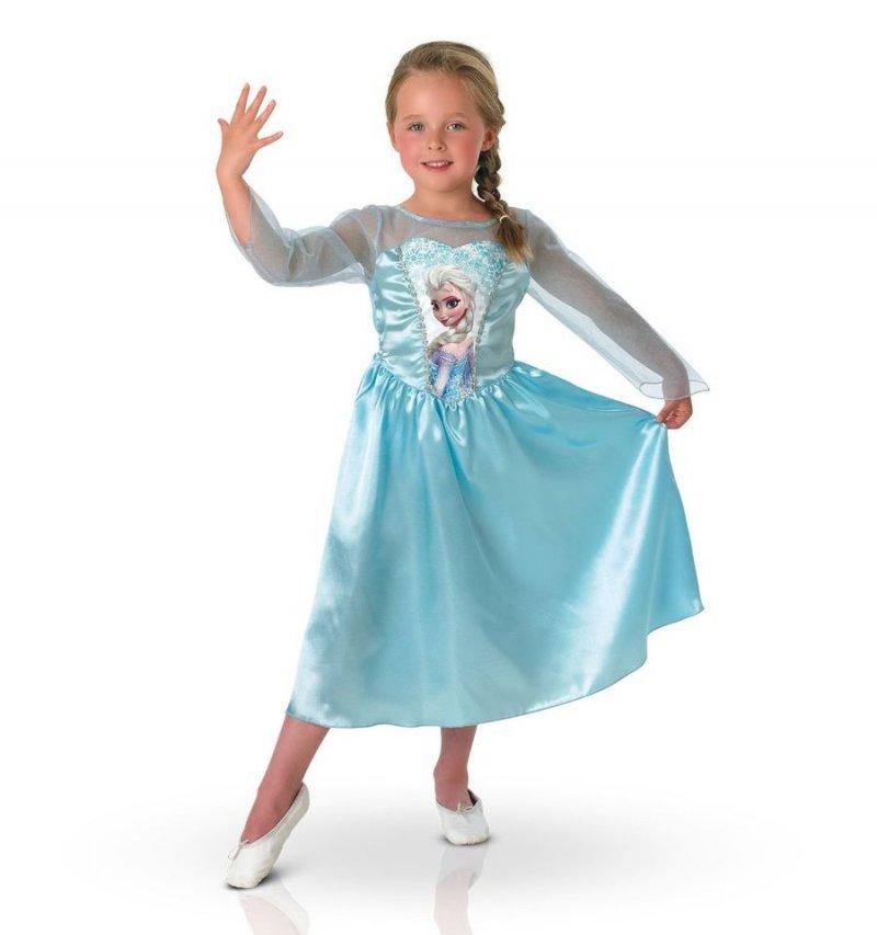 Frost udklædning, børneudklædning, fastelavnskostumer, billige kostumer, halloween kostumer, frost kostume, frozen kostume