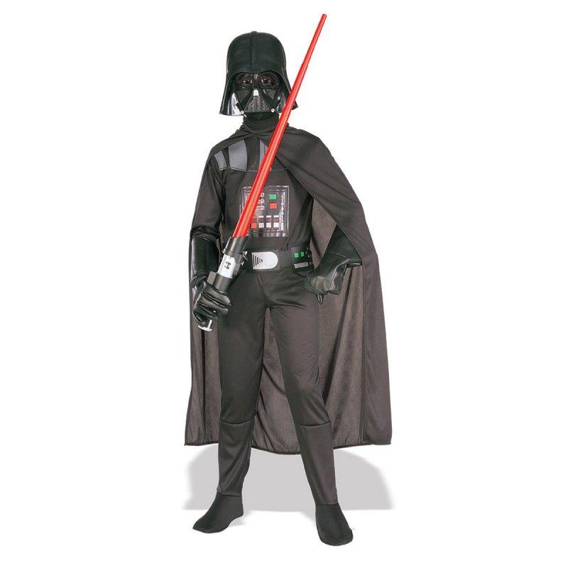 Darth Vader Kostume 3-4 år – Rubies