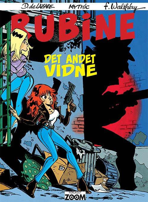 Billede af Rubine: Det Andet Vidne - Walthéry - Tegneserie