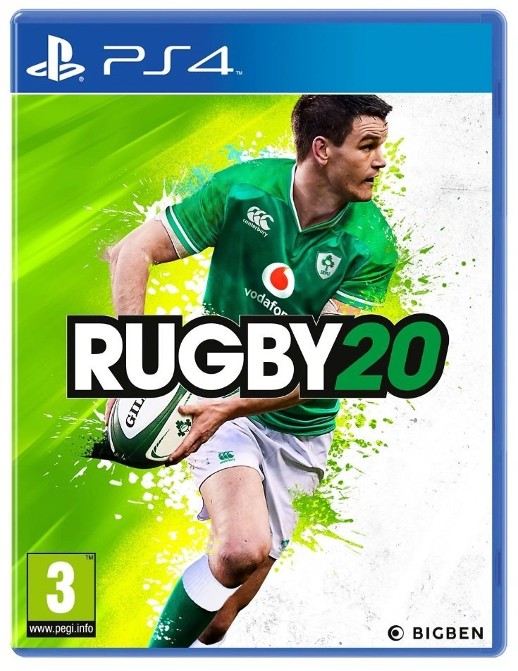 Image of   Rugby World Cup 20 - PS4