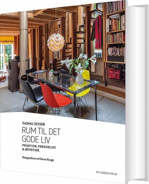 Image of   Rum Til Det Gode Liv - Thomas Dickson - Bog