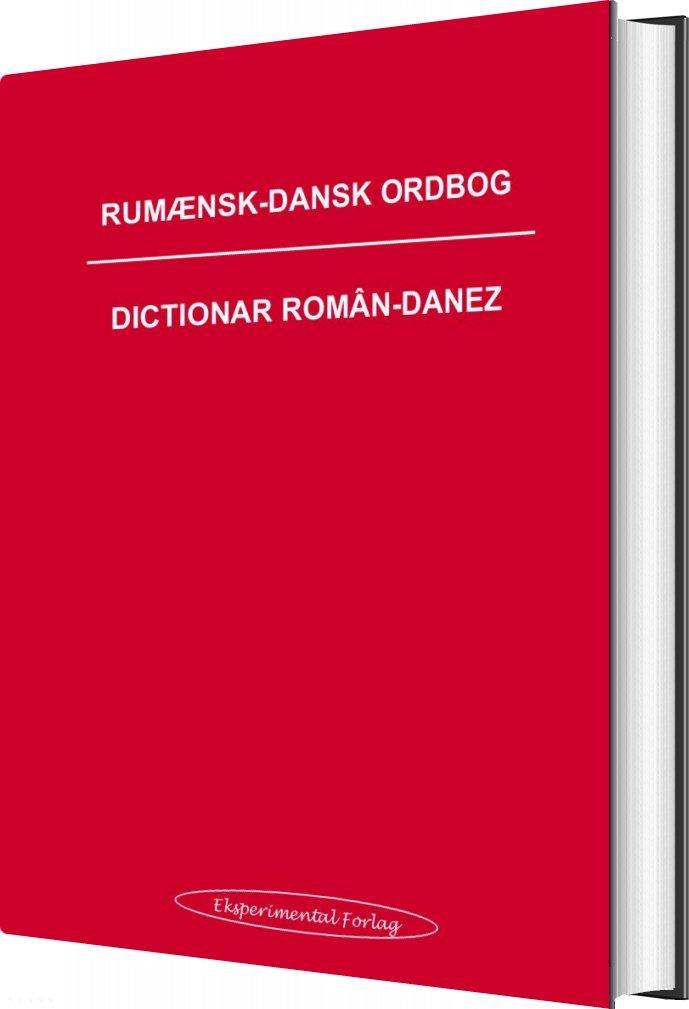 Rumænsk-dansk Ordbog - Nicolae Matei - Bog