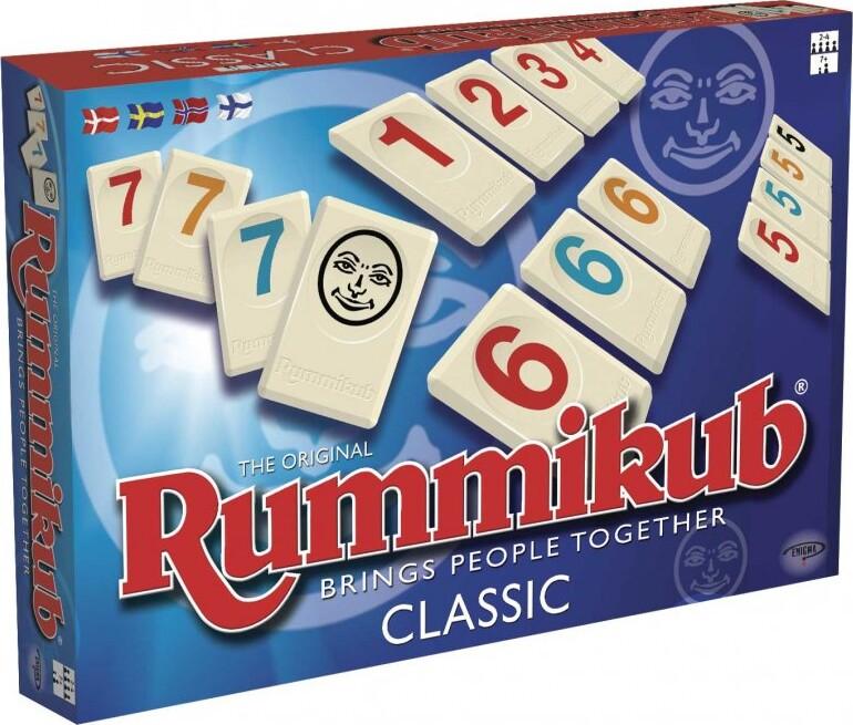 Rummikub Brætspil