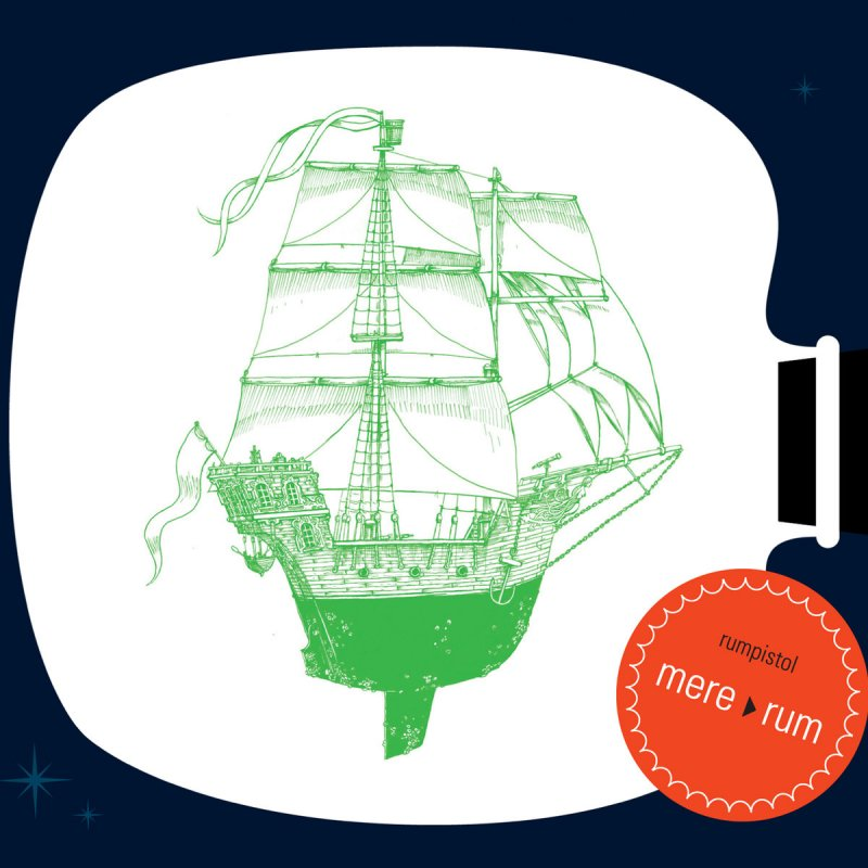 Rumpistol - Mere Rum - CD