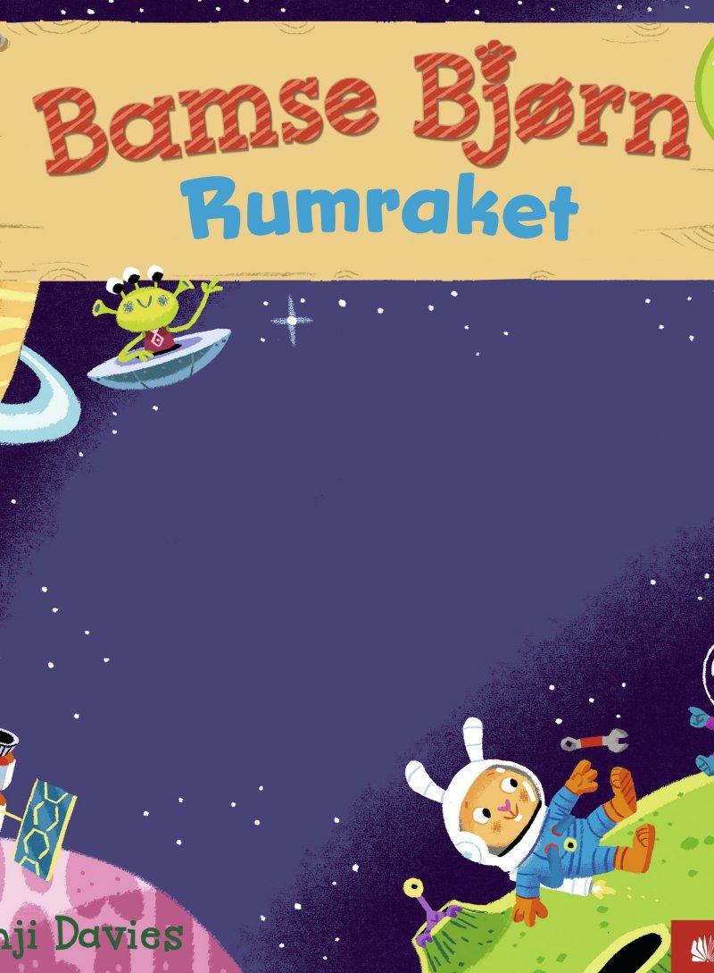 Image of   Rumraket - Benji Davies - Bog