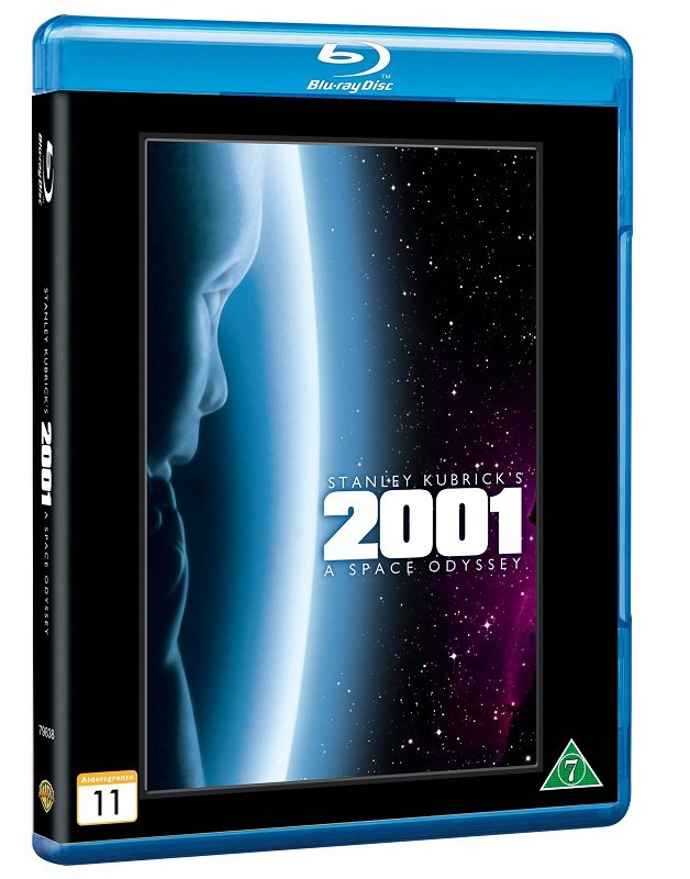Image of   2001 A Space Odyssey - Blu-Ray