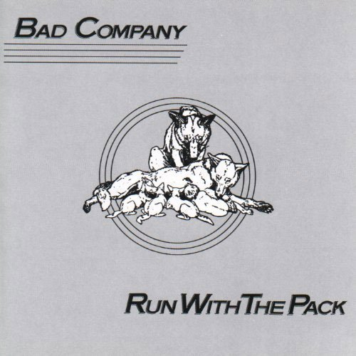 Image of   Bad Company - Run With The Pack - Vinyl / LP