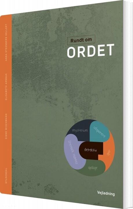 Rundt Om Ordet - Lærervejledning - Elisabeth Arnbak - Bog