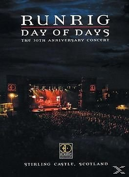 Image of   Runrig - Day Of Days - The 30th Anniversary Concert - DVD - Film