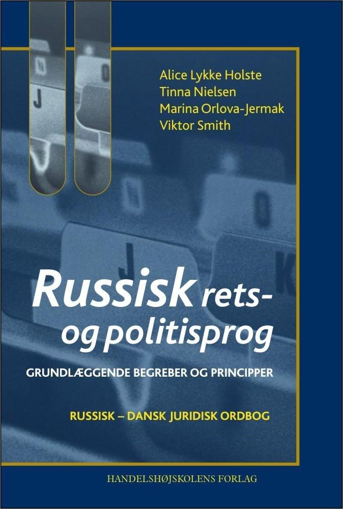 Image of   Russisk Rets- Og Politisprog - Bülow A - Bog