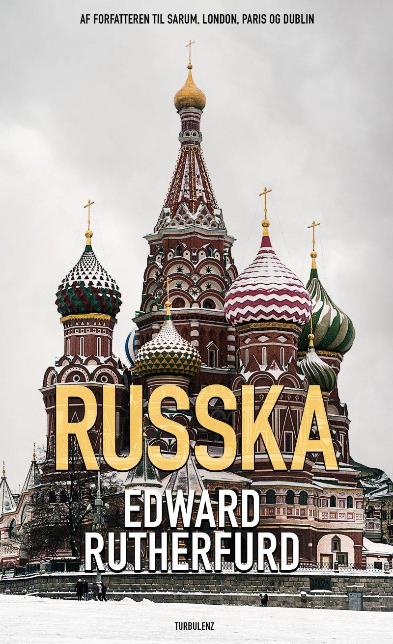 Russka - Edward Rutherfurd - Bog