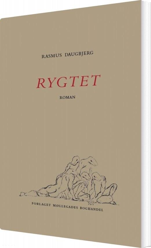 Rygtet - Rasmus Daugbjerg - Bog