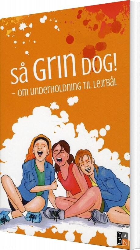 Så Grin Dog! - Anders Mårup - Bog