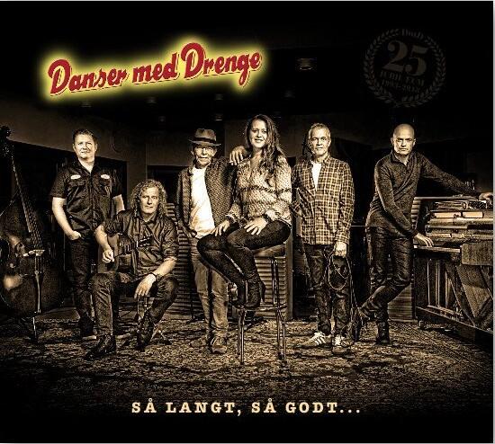 Image of   Danser Med Drenge - Så Langt Så Godt - CD